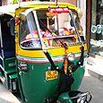 Rickshaw motorisé