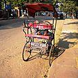 Rickshaw non motorisé