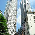 IMMEUBLES ILE DE HONG KONG