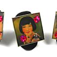 Bagues portraits HK