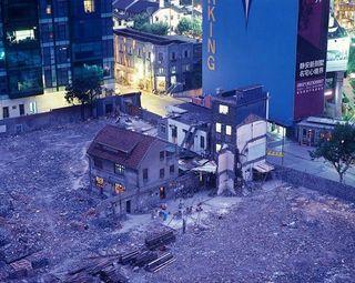 Shanghai-abandonne