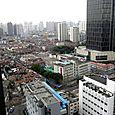 Shanghai se métamorphose