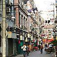 Rue traditionnelle de Shanghai